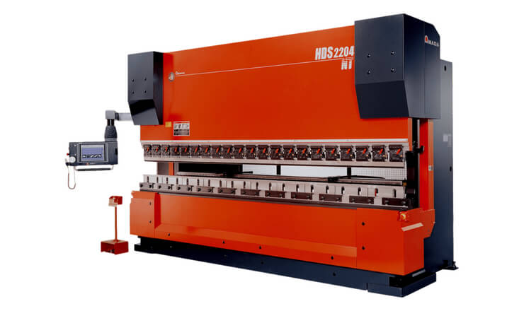CMI-Contract Manufactures Inc-Press Brake-HDS 2204