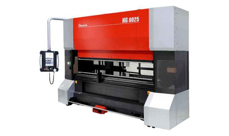 CMI-Contract Manufactures Inc-Press Brake-HG 8025